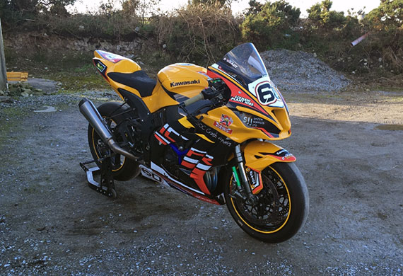 Dunlop Master Road Racing championships in Ireland